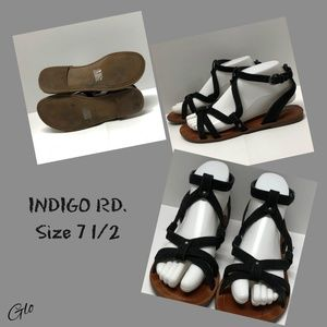 Indigo Road Strappy Sandals